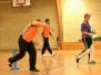 Indendørs cricketstævne i Hindsholmhallen