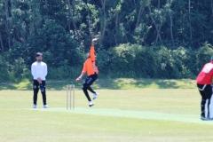 Bedste kaster for Kerteminde var Shabbir Hussain med 3 gærder for 65 point.